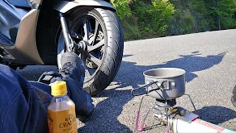 バイクで痩せる方法 まとめ